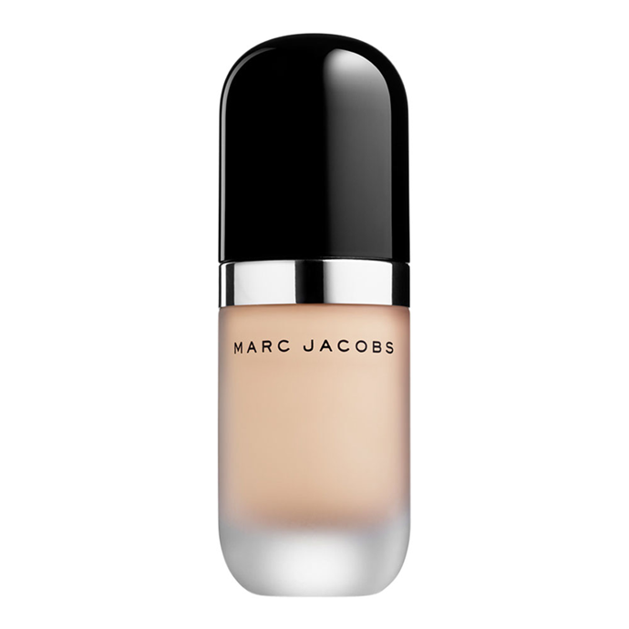 """Renowned for a little going a long way, Marc Jacobs' foundation goes on matte and stays matte.<br><br>  Re(marc)able Full Cover Foundation Concentrate by Marc Jacobs Beauty, $79 at [Sephora](https://www.sephora.com.au/products/marc-jacobs-beauty-re-marc-able-full-cover-foundation-concentrate/v/10-ivory-light