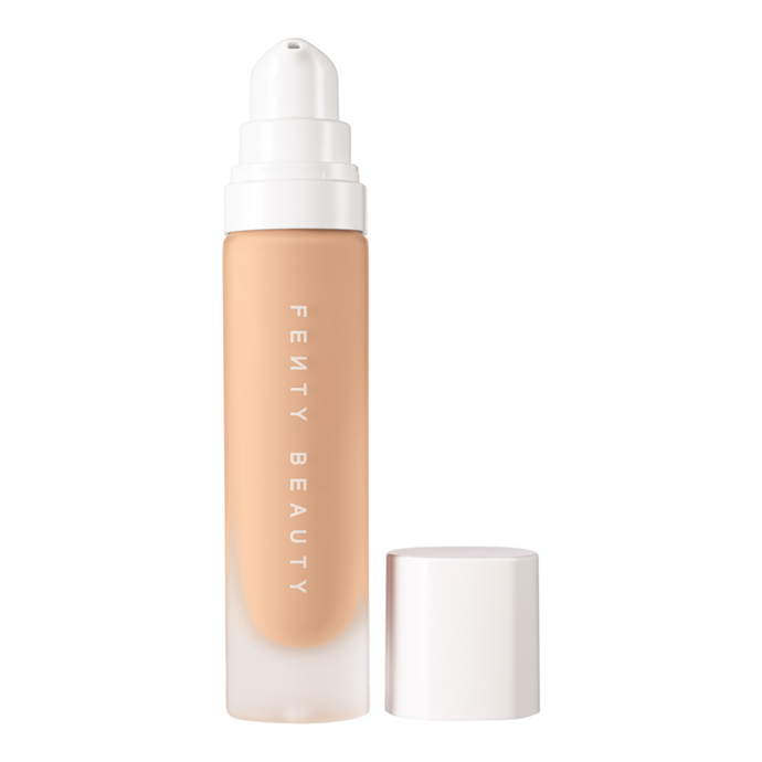 "Despite only being out on the market for a few months, Pro Filt'r Soft Matte Longwear Foundation, by Rihanna's beauty juggernaut Fenty Beauty, is already a firm favourite.<br><br> Pro Filt'r Soft Matte Longwear Foundation by Fenty Beauty, $50 at [Sephora](https://www.sephora.com.au/products/fenty-pro-filtr-soft-matte-longwear-foundation/v/100|target=""_blank""