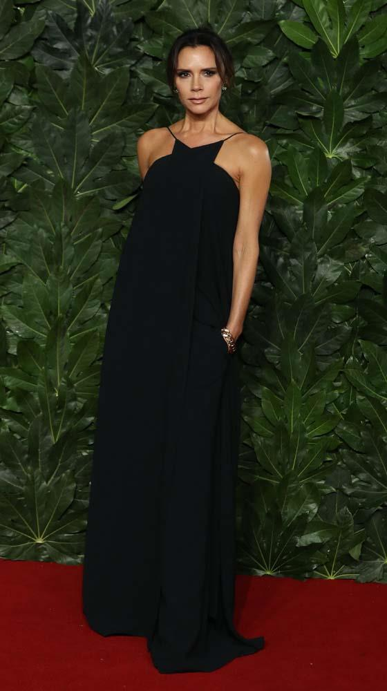 Victoria Beckham.