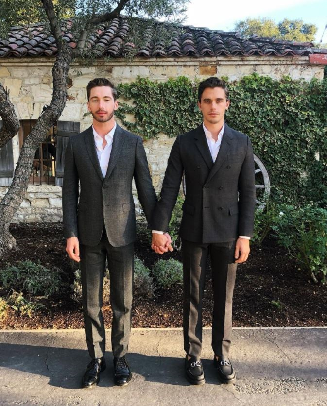"""**Antoni Porowski**, the show's favourite foodie, was linked to ex-boyfriend Joey Krietemeyer for over seven years (see next slide), but a December 2018 Instagram post revealed that he had a new man in his life. Porowski shared this matchy-matchy snap with the caption, """"11 is my favourite prime number,"""" sending fans into a frenzy. The man in the photo is Trace Lehnhoff, who shared his own sweet snap of himself and Antoni to Instagram at the same time confirming they were in a relationship. <br><br> *Image: [@antoni](https://www.instagram.com/p/Bc47IeElbv4/?taken-by=antoni