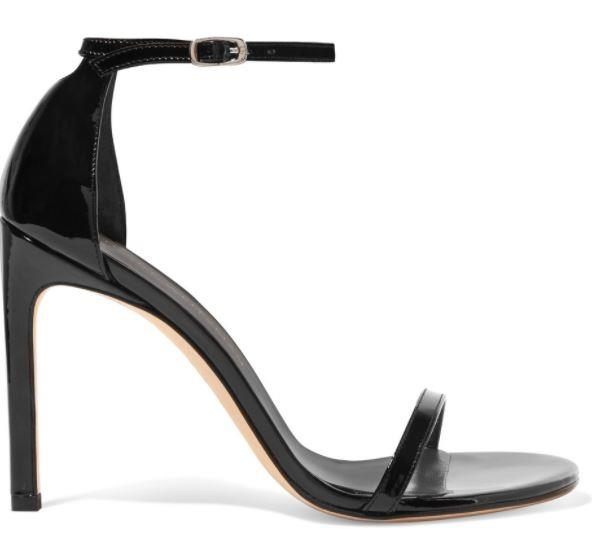 "*Stuart Weitzman 'Nudist' Sandals, $698 at [Net-a-Porter](https://www.net-a-porter.com/au/en/product/1051473/Stuart_Weitzman/nudistsong-patent-leather-sandals|target=""_blank""|rel=""nofollow"")*"
