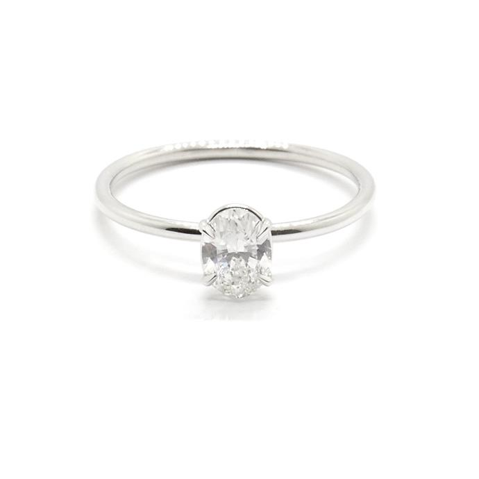 "Natalie Marie Jewellery Oval Signature Solitaire, 0.5 carat diamond, $5250, [Natalie Marie Jewellery](https://www.nataliemariejewellery.com/collections/engagement-rings/products/oval-signature-solitaire-0-5-carat-diamond-2?variant=12240630808640|target=""_blank""