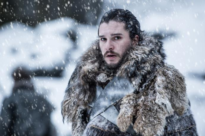 "**Jon Snow is the chosen one.**  <br><br> Let's face it, if coming back from the dead isn't proof enough that Jon can weather the toughest of storms, we don't know what is. What's more, his claim to the throne is completely legitimate and even greater than Daenerys's given it was pretty much confirmed he is the bastard son of Prince Rhaegar Targaryen and Lyanna Stark and thus the product of two of the most powerful families in the Seven Kingdoms. There are also lots of fans who believe he is Azor Ahai, AKA 'the prince who was promised', given his reincarnation skills and Melisandre's interest in him. If this is true, the ancient Azor Ahai prophecy dictates that he will defeat the so-called darkness with a sword known as the ""Lightbringer"". This could point to Jon overthrowing the White Walkers."