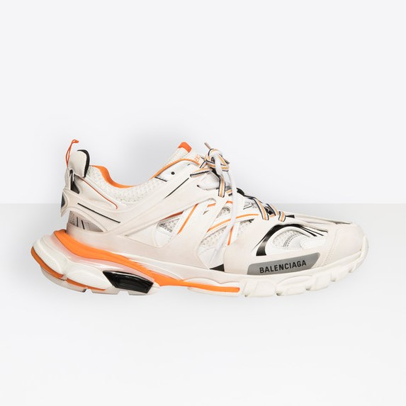 """***Balenciaga Track sneakers*** <br><br> If you thought we were leaving the Balenciaga 'dad sneaker' in 2018, you were sorely mistaken. Enter Balenciaga's Track sneakers, the 2019 iteration of their now-iconic Triple S—and an 'ugly sneaker' cult classic in the making. <br><br> *Balenciaga sneakers, $1,240 at [Balenciaga](https://www.balenciaga.com/au/track-shoes_cod11647736jv.html#/au/women/sneakers