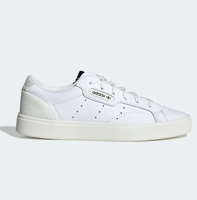 """***Adidas Sleek sneakers*** <br><br> If you're still clutching on to your beloved Stan Smiths, Adidas' brand-new Sleek sneakers would make for the perfect footwear update for Stan fans—after they officially drop on January 19. <br><br> *Adidas sneakers, $130 at [Adidas](https://www.adidas.com.au/sleek-shoes/CG6199.html