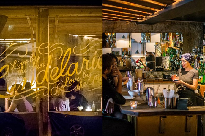 "***Bar Candelaria*** <br><br> According to [*World's Best Bars*](https://www.worldsbestbars.com/bar/paris/bastille-and-the-marais/candelaria/|target=""_blank""