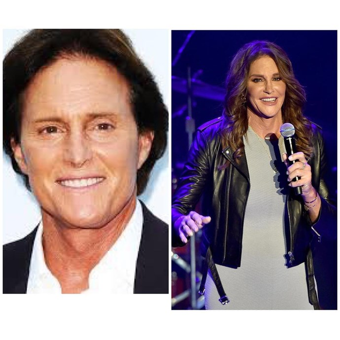 "***Caitlyn Jenner*** <br><br> ""Now THAT is a #10YearChallenge Be authentic to yourself"" <br><br> *Image: [@caitlynjenner](https://www.instagram.com/p/BsqZBpmhz71/