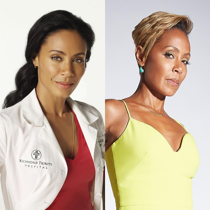 "***Jada Pinkett Smith*** <br><br> ""10 years later... from the operating table to the Red Table"" <br><br> *Image: [@jadapinkettsmith](https://www.instagram.com/p/Bsqp3IRDLqK/