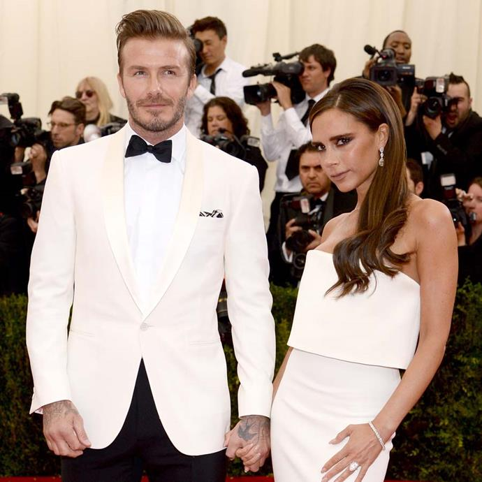 **David and Victoria Beckham**<br><br> After owning a seven-bedroom mansion on Palm Jumeirah Island, the stylish couple now own an apartment in Burj Khalifa—better known the world's tallest tower.