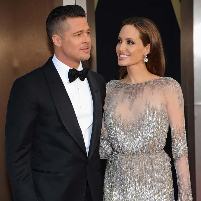 **Angelina Jolie**<br><br> Prior to their divorce, Angelina Jolie and Brad Pitt owned a private island with 'The World' archipelago, although it's not known who owns it now.