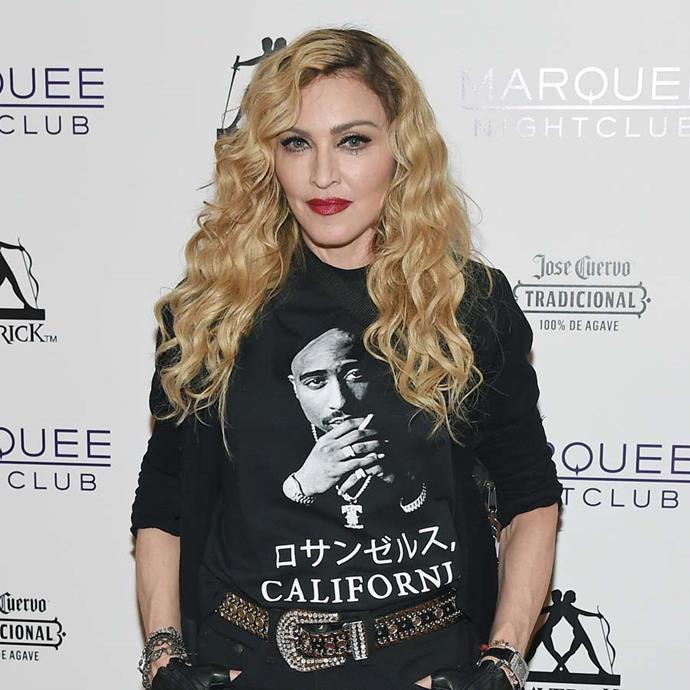 **Madonna**<br><br> Who ~~run~~ own the world? Uh, Madonna apparently. The legendary singer owns an up-scale property on Dubai's man-made island archipelago, The World, which were created in the shape of the world map.