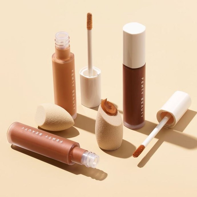 "**FENTY BEAUTY PRO FILT'R INSTANT RETOUCH CONCEALER** <br><br> Sadly, it was not that long ago that concealer came in five shades or less. Enter Fenty Beauty by Rihanna, which champions beauty for all. This creaseproof concealer comes in a whopping 50 shades and boasts a sweat-resistant formula for long-lasting coverage.  <br><br> **Release date:** January 2019 at [Sephora](https://www.sephora.com.au/products/fenty-beauty-pro-filtr-instant-retouch-concealer|target=""_blank""