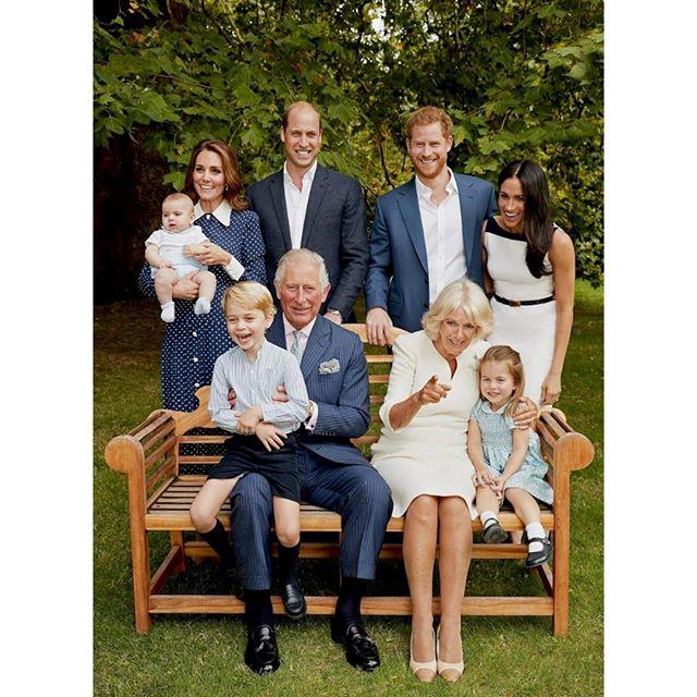 """***The Royal Family***<br><br> This one seems like a no-brainer, but many people don't know that only Queen Elizabeth II and Prince Philip live in Buckingham Palace, and the rest of the royals live in different homes dotted around the city. Meghan Markle and Prince Harry, the Duke and Duchess of Sussex, will be moving out of the city to Frogmore House in Windsor, after the birth of their first child. <br><br> *Image: [@clarencehouse](https://www.instagram.com/p/BqIvrC2gYHs/