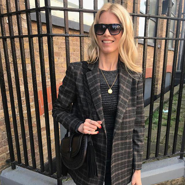 """***Claudia Schiffer*** <br><br> Since her marriage to British film director Matthew Vaughan in 2001, supermodel and Chanel muse Claudia Schiffer splits her time between a house in Notting Hill and an enormous Tudor-style [mansion](https://www.architecturaldigest.com/story/we-go-inside-claudia-schiffers-tudor-mansion