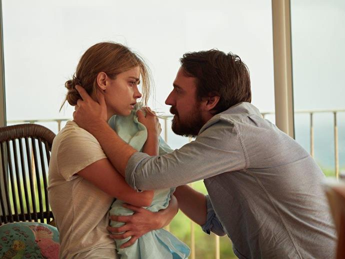 """***The Cry*** <br><br> """"This four-part mystery series is getting a lot of buzz because it's already aired in the UK, but starts here on the ABC from February 3. Starring Jenna Coleman (who plays Queen Victoria in *Victoria*) and Ewen Leslie, it's based on the 2013 book by Australian author Helen Fitzgerald, about a couple whose baby goes missing from the side of the road while on holiday. It's partly based in Australia and most of the filming took place in Melbourne, with a largely local cast including Asher Keddie and newcomer Markella Kavenagh (who's recently been in Aussie hit shows *Romper Stomper* and *Picnic At Hanging Rock*). Tipping this as next must-binge drama."""""""