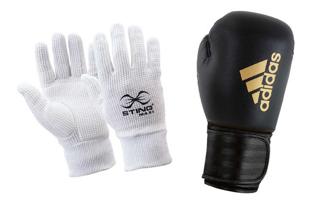 "Cotton inner gloves by Sting, $12.99 at [Rebel Sport](https://www.rebelsport.com.au/p/sting-air-weave-cotton-inner-M41040801.html|target=""_blank""