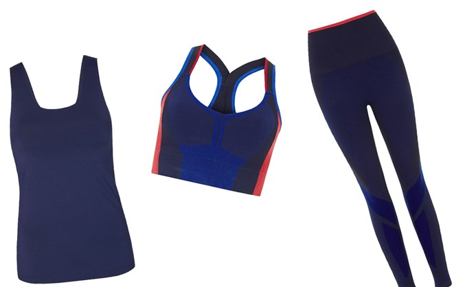 "Singlet by Monreal London, $119 at [Mode Sportif](https://www.modesportif.com/shop/product/monreal-london-victory-tank-in-dark-sapphire/|target=""_blank""