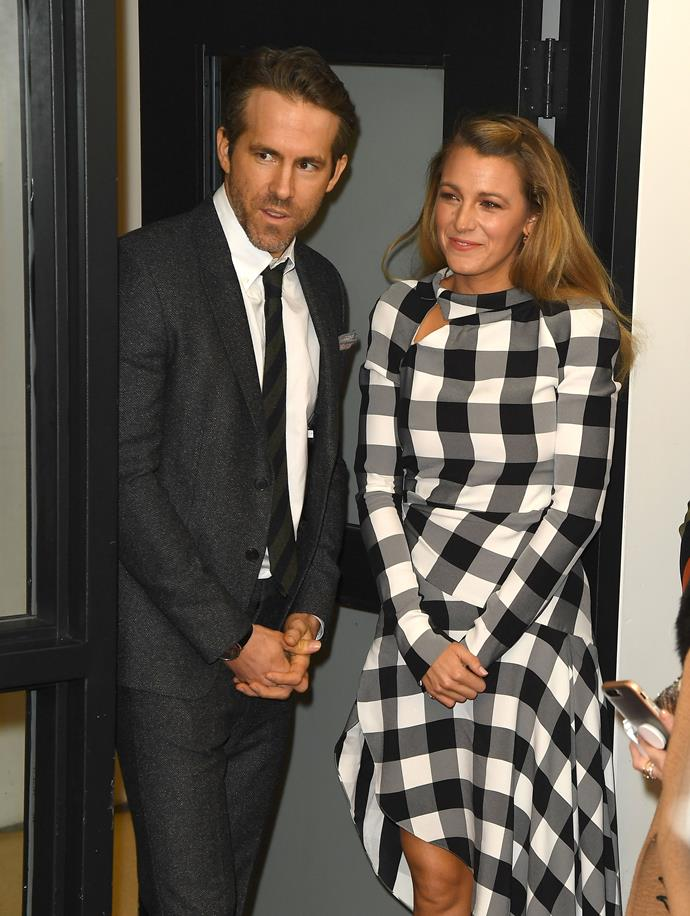 Ryan Reynolds and Blake Lively are comfortable poking fun at one another
