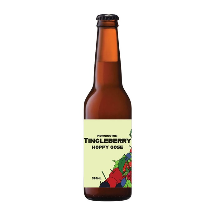 """This summer, we're all aboard the gose train. Gose, a sour beer, is the perfect update to your regular brew. <br><br> *Mornington Peninsula Brewery Australian Tingleberry Hoppy Gose, $20.20 per pack of 6 at [BoozeBud](https://www.boozebud.com/p/morningtonpeninsulabrewery/australiantingleberryhoppygose