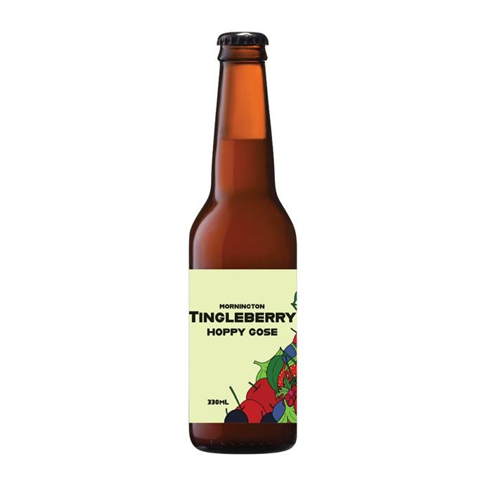 "This summer, we're all aboard the gose train. Gose, a sour beer, is the perfect update to your regular brew. <br><br> *Mornington Peninsula Brewery Australian Tingleberry Hoppy Gose, $20.20 per pack of 6 at [BoozeBud](https://www.boozebud.com/p/morningtonpeninsulabrewery/australiantingleberryhoppygose|target=""_blank""