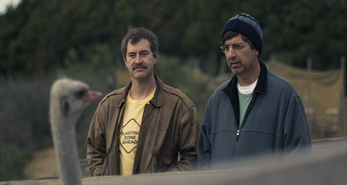 ***Paddleton (22/2/2019)***  <br><br> An unlikely bromance between two misfit neighbours becomes an unexpectedly emotional journey when the younger man is diagnosed with terminal cancer.