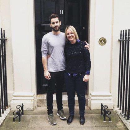Christian Jones, Meghan Markle's new assistant. Image via LinkedIn.