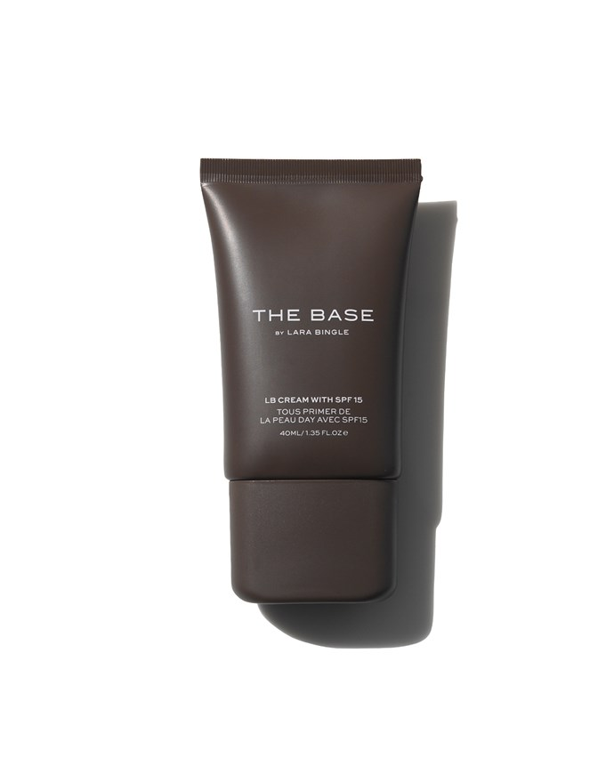 "**The Base LB Cream** <br><br> This skincare-cosmetic hybrid created by Aussie dream-girl Lara Bingle performs perfectly as primer to nourish the skin and add a subtle glow.   <br><br> *$35.00 at [The Base](https://www.thebase.me/products/lb-cream|target=""_blank""