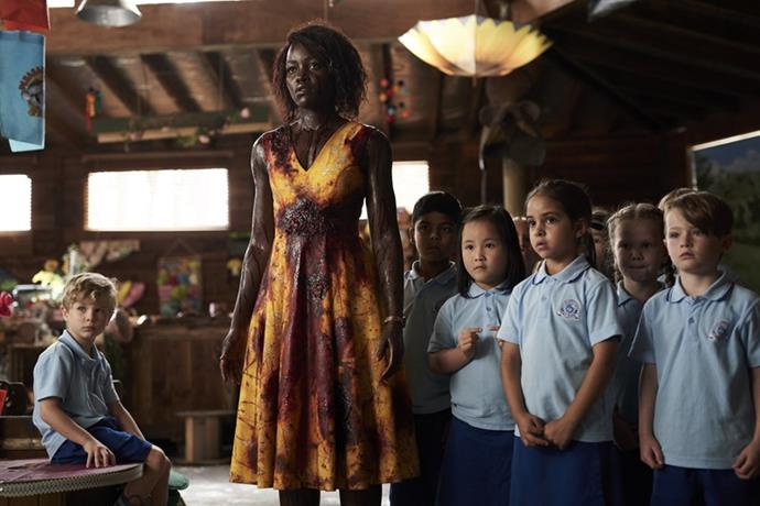 ***Little Monsters*** <br><br> A zombie movie with a side of cuteness, *Little Monsters* sees Lupita Nyong'o play a teacher who must protect her young students from the undead.