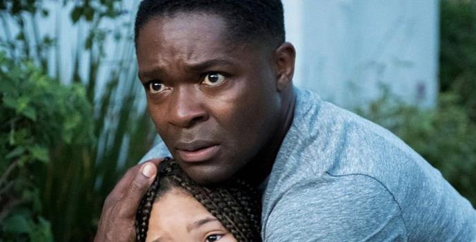 ***Relive*** <br><br> David Oyelowo plays a man who, after his entire family is murdered, starts receiving phone calls from his dead niece.