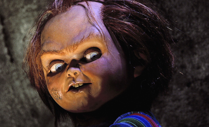 ***Child's Play*** <br><br> This modern *Chucky* remake stars Aubrey Plaza as a mother who buys her son an evil, high-tech doll.
