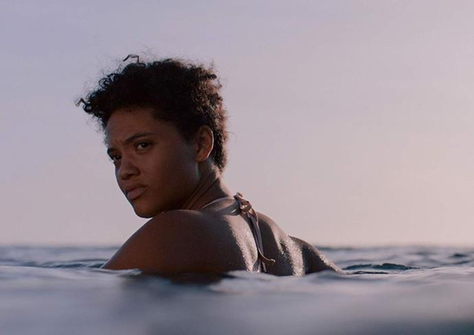***Sweetheart*** <br><br> Actress Kiersey Clemons plays a castaway stranded on an island who begins being terrorised by an unknown force.
