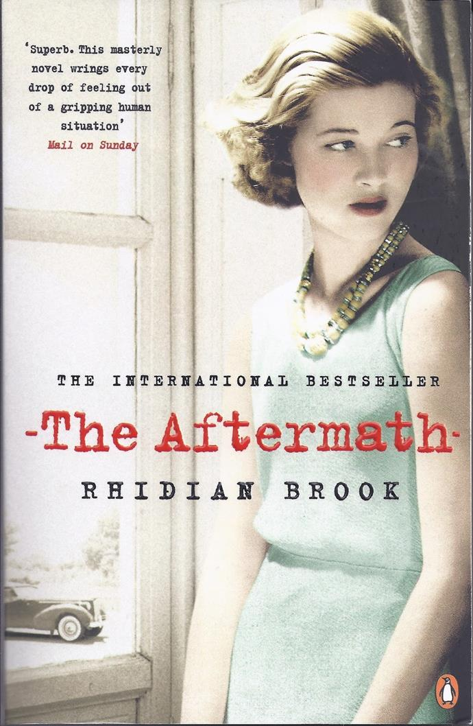 ***The Aftermath* by Rhidian Brook** <br><br> Set in Germany after World War Two, this book follows a British couple who move to Hamburg to live with a German widower and his daughter, where tensions run high and trust is difficult to build. Keira Knightley and Alexander Skarsgaard play the protagonists. Scroll down to see the trailer.