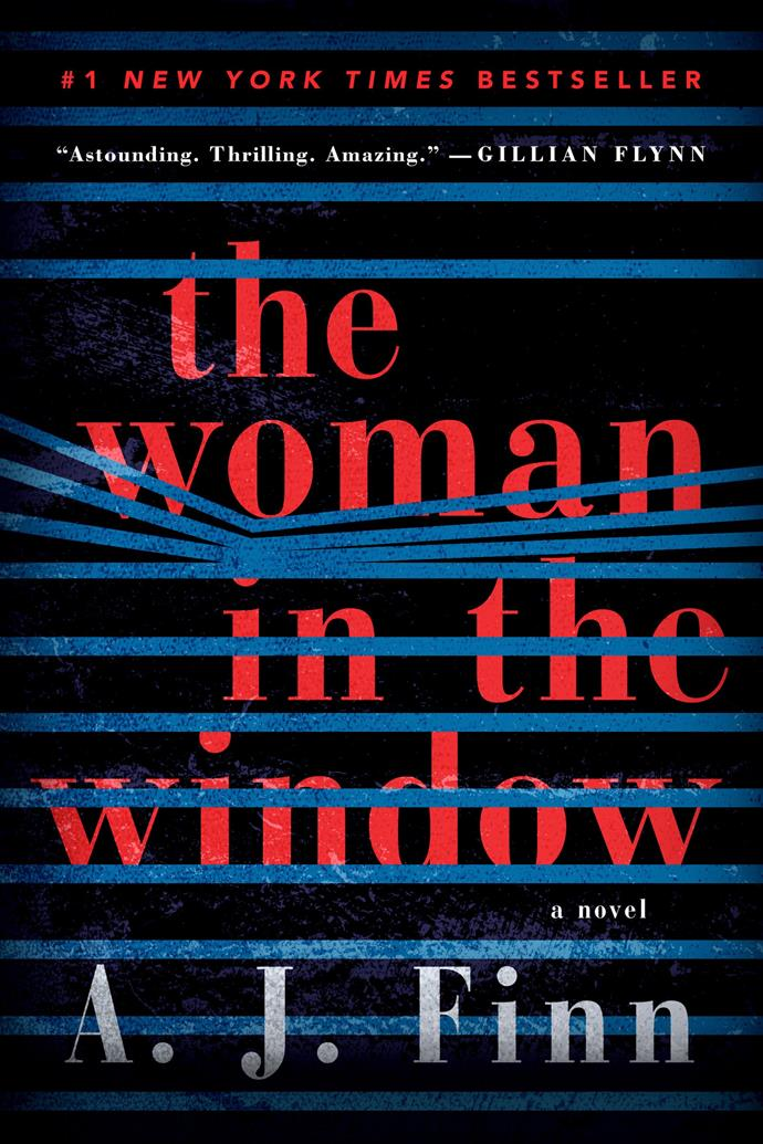 ***The Woman in the Window* by AJ Finn** <br><br> Like *The Girl On The Train*, this book is all about a woman spying on her neighbours. Amy Adams plays the woman in question, who also has a drinking and prescription drugs problem. But this is more than just your run-of-the-mill mystery, and features thrilling references to old-school classics like Hitchcock's *Rear Window*.