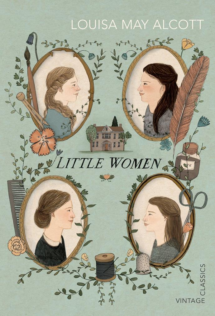 ***Little Women* By Louisa May Alcott**  <br><br> There have been plenty of television and film remakes of this longtime classic, but we're pretty pumped for the 2019 version, which stars dream cast Emma Watson, Saoirse Ronan, Florence Pugh, Meryl Streep, Laura Dern, and Timothée Chalamet.