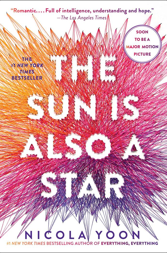 ***The Sun Is Also A Star* by Nicola Yoon** <br><br> Charles Melton and Yara Shahidi will star in the movie version of this young-adult novel about a Jamaican-American girl who falls in love with a Korean-American boy just as she's getting deported.