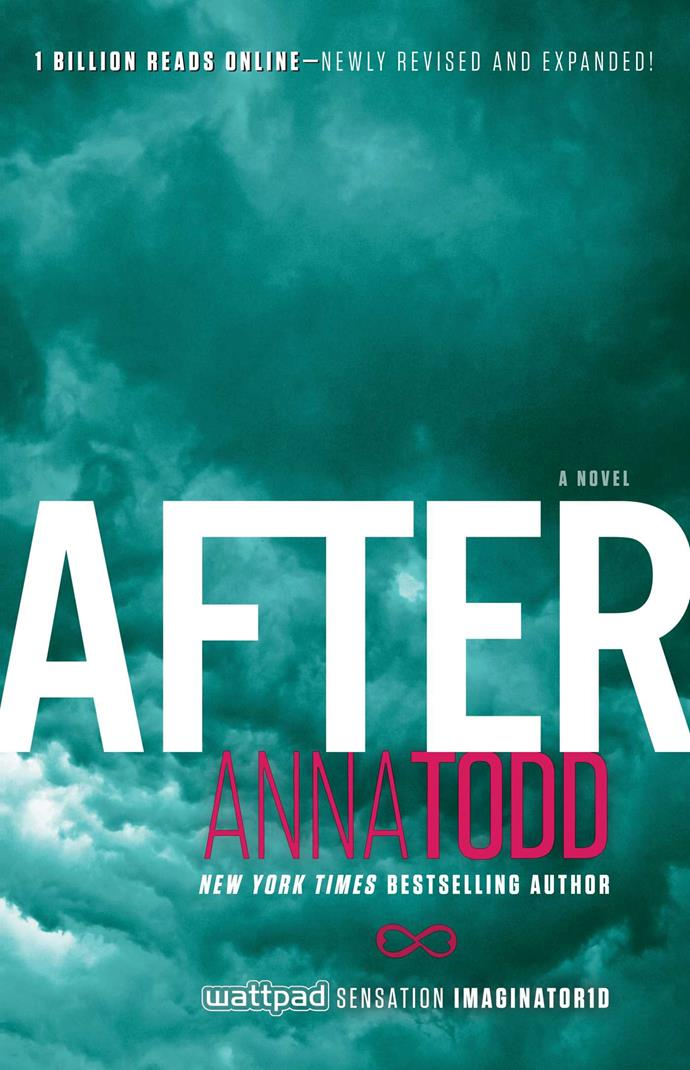 "***After* by Anna Todd** <br><br> Billed as the young-adult sensation of 2019, *After* will stay Katherine Langford's little sister, Josephine, as a ""good girl"" who falls for the the typical ""bad boy"", making her question everything she knows about life."