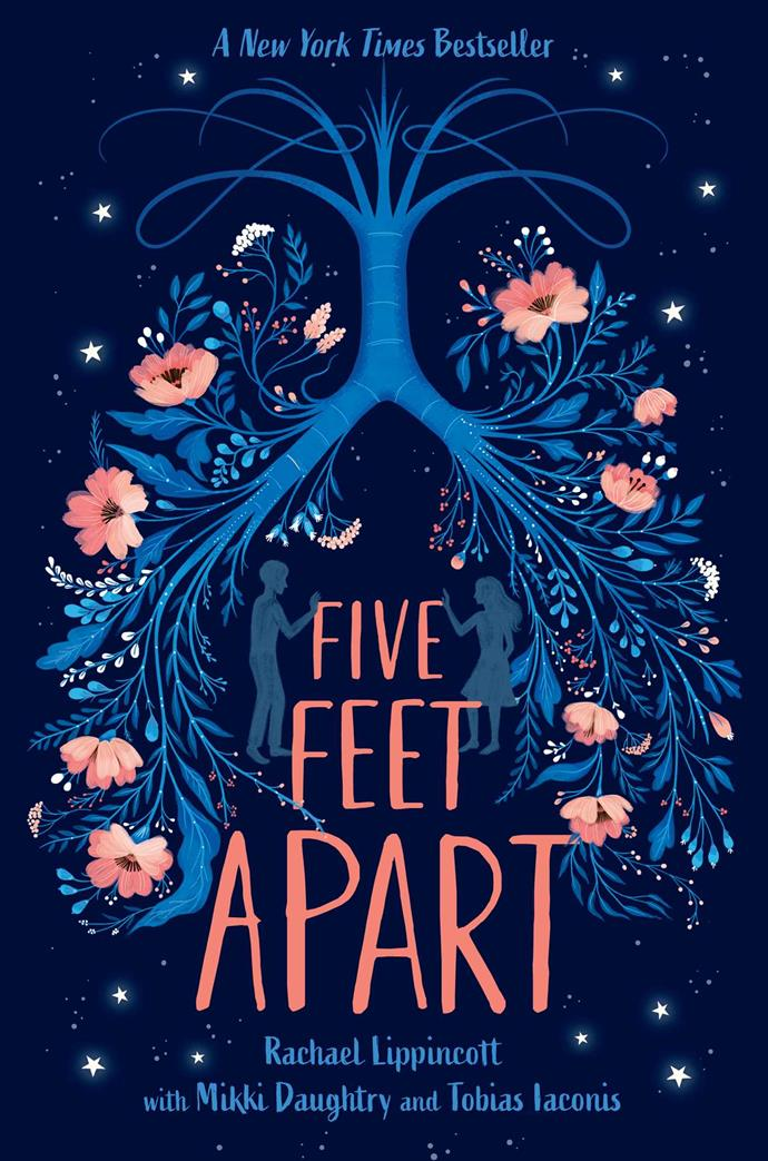 "***Five Feet Apart* by Rachael Lippincott** <br><br> Billed as the next *The Fault In Our Stars*, this young-adult novel follows two teens suffering from cystic fibrosis who fall in love but are forced to remain a safe distance apart to avoid cross infection. The film is already generating major buzz and stars *Riverdale* heartthrob Cole Sprouse and up-and-comer [Haley Lu Richardson](https://www.elle.com.au/celebrity/who-is-haley-lu-richardson-19658|target=""_blank"")."
