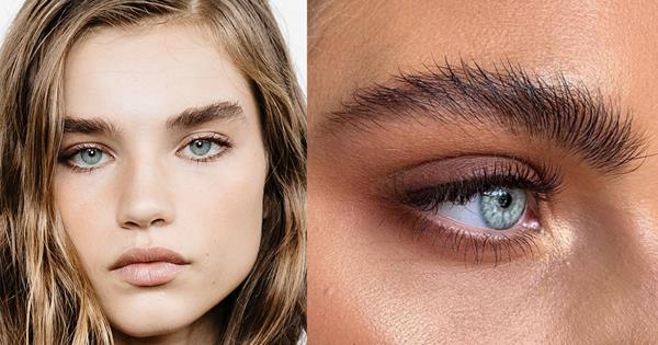 Growing Out Your Eyebrows: The Correct Process And How To ...