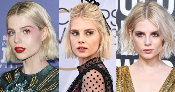 Image result for Why Lucy Boynton Is The Next Major Beauty Icon