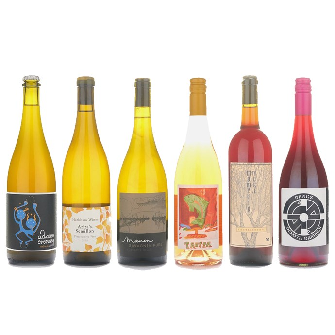 """*A wine pack, to drink while digesting your new book*<br><bR> While the call of the $7 sav blanc is tempting, introduce a little alcoholic fun into the mix. This six pack calls on some fresh drops, including a savagnin pure and a zasty semillon.<br><br> Pack of six wines, $170 at [DRNKS](https://www.drnks.com/products/good-thanks-pack