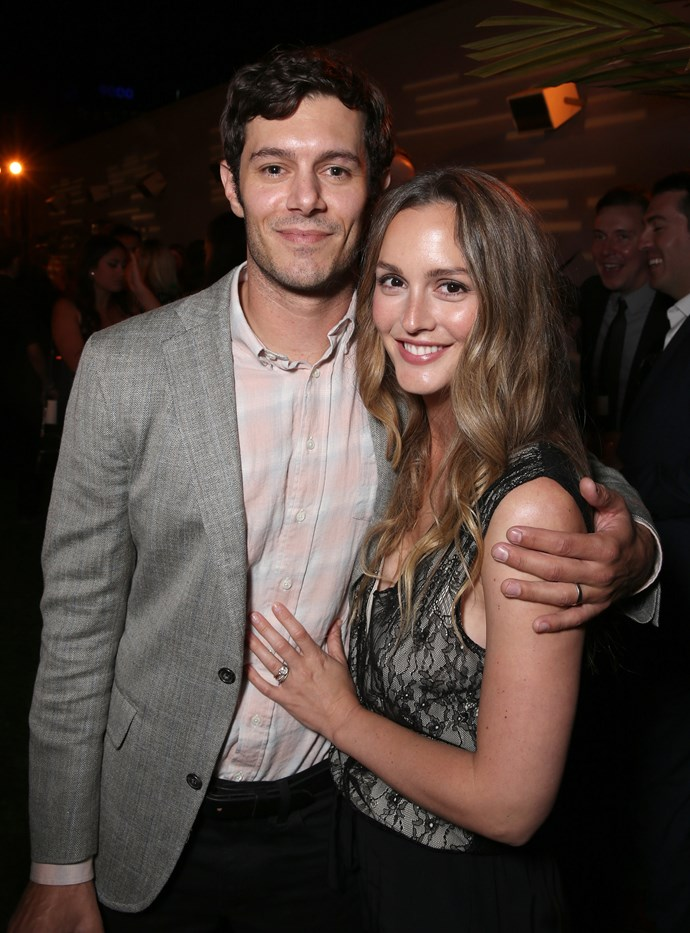 **Leighton Meester** <br><br> Most people are aware that *Gossip Girl* alum Meester married *The OC* star Adam Brody in an incredible TV crossover, but few know the pair are parents to daughter Arlo Day Brody, three.