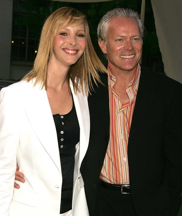 "***Lisa Kudrow***<Br><br> *Friends* star Lisa Kudrow was a virgin until marrying her husband, Michael Stern, in 1995.<br><br> ""I don't know if you'd characterise me as uptight, but I understood what it is to be so afraid of sex—of your sexuality. For me it was just, 'No, I'm saving myself because I have to make myself worthy of the kind of man I have in mind,'"" she said in an interview."