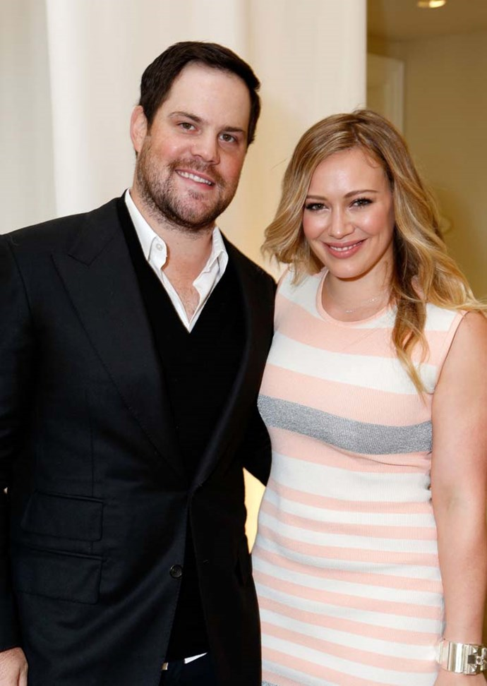 "***Hilary Duff***<bR><br> Before marrying her first husband Mike Comrie in 2010, Hilary Duff practiced abstinence.<br><br> ""It's harder having a boyfriend who's older because people just assume. But [virginity] is definitely something I like about myself,"" she told *ELLE* in 2006."