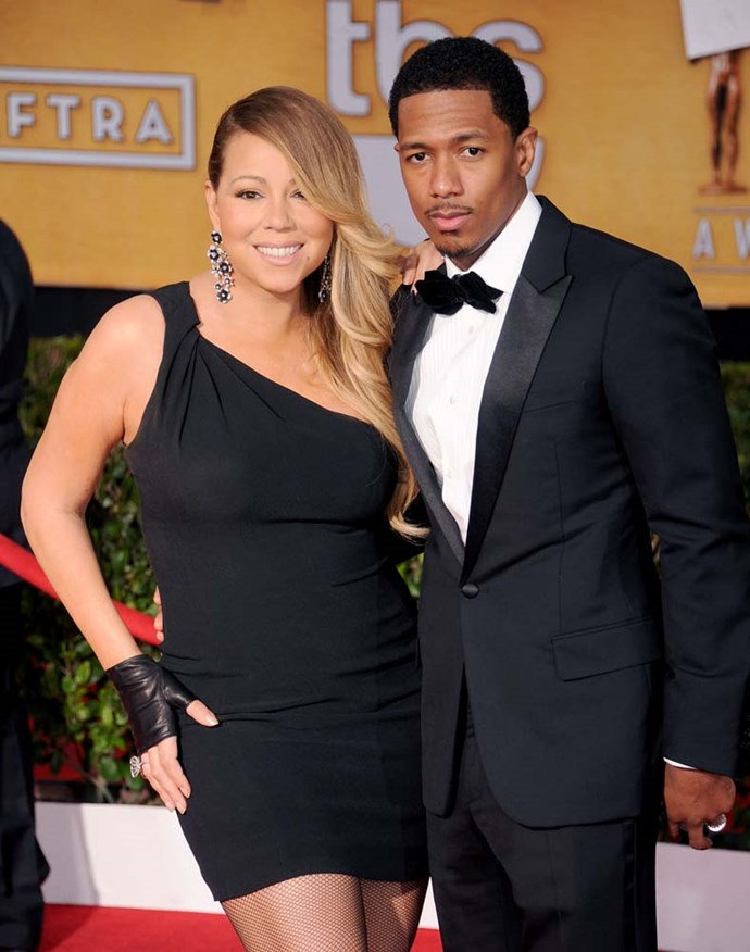 "***Mariah Carey and Nick Cannon***<br><br> Although they weren't virgins, both Mariah Carey and Nick Cannon agreed to wait until they were married to have sex. <br><br> ""We both have similar beliefs, and I just thought that it would be so much more special if we waited until after we were married,"" Carey told the *[Daily Mirror](https://www.mirror.co.uk/3am/celebrity-news/mariah-carey-exclusive-why-i-made-my-husband-356319