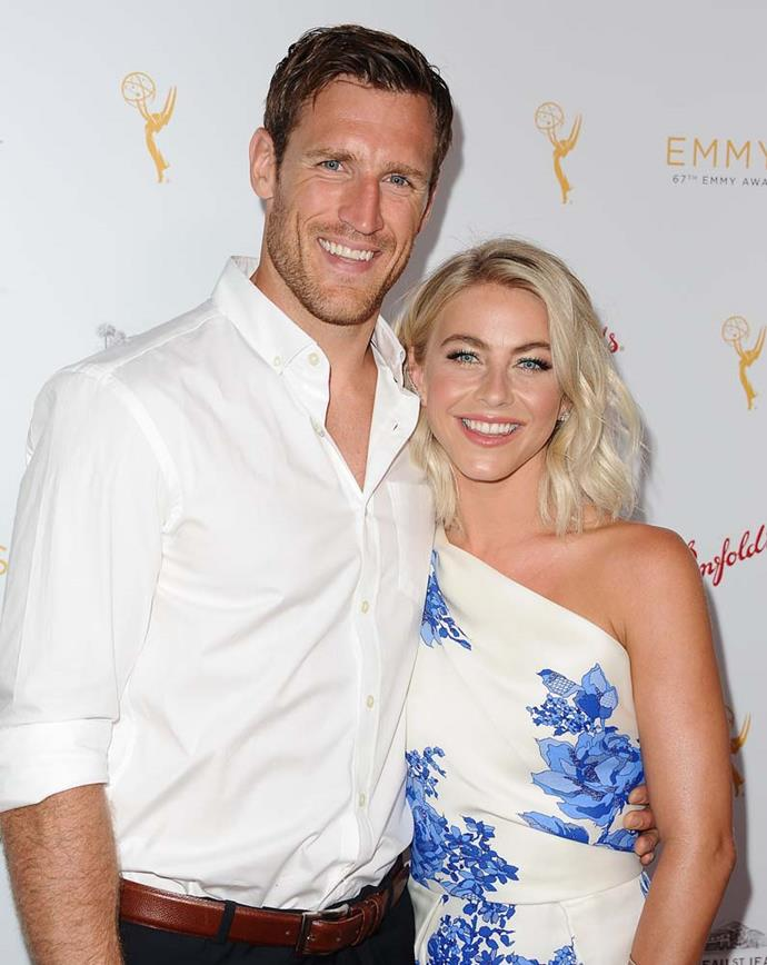 "***Julianne Hough***<bR><br> Actress Julianne Hough revealed in 2008 that she was waiting until marriage to have sex. She married Brooks Laich in 2017.<br><br> ""I think [the choice] to have sex before marriage is an individual one, but if you're just with one person, it's only for one good reason, and [waiting to have sex] will strengthen that relationship. I'm not trying to preach consequences here, but I think when you say no, down the line it will be a better decision,"" she told *[People](http://people.com/celebrity/julianne-hough-no-sex-before-marriage/