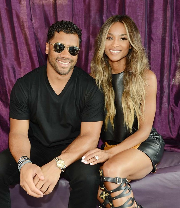 "***Ciara and Russell Wilson***<br><br> The NFL star and singer Ciara made a vow of celibacy to 'build a stronger relationship.'<br><br> ""I really believe that when you focus on a friendship, you have the opportunity to build a strong foundation for a relationship—and once you know you're really great friends and you're what we call 'equally yoked,' where you share the same values or the same outlook on life, it kind of sets the tone,"" she told *[People](http://people.com/music/ciara-explains-russell-wilson-abstinence-cosmopolitan/