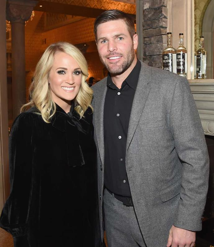 ***Carrie Underwood and Mike Fisher***<br><br> Country singer Carrie Underwood told *Slate Magazine* in 2007 that she was planning to remain a virgin until marriage. She married Mike Fischer in 2010.