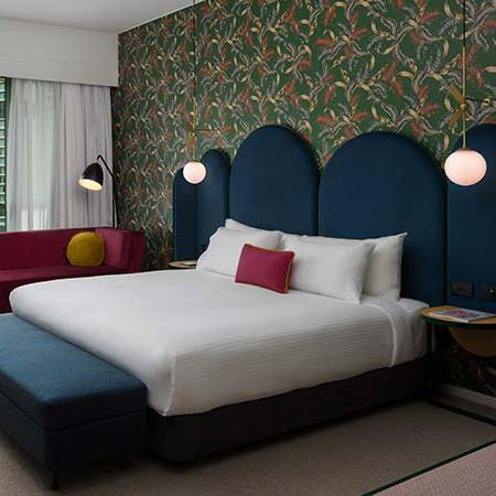 """***Ovolo 'Ovolove' Valentine's Day package*** <br><br> Not many hotels cater to Valentine's Day customers like Ovolo does. For February 14 only, the hotel (which has Brisbane locations in Inchcolm and Fortitude Valley) is offering a 'stay and (fore)play' package for loved-up couples, featuring champagne on arrival, a luxurious room for two, and a Porte à Vie box filled with sex toys and vegan condoms. You don't say! <br><br> *Valid at both Brisbane locations. Book online at [Ovolo](https://ovolohotels.com.au/ovoloinchcolm/