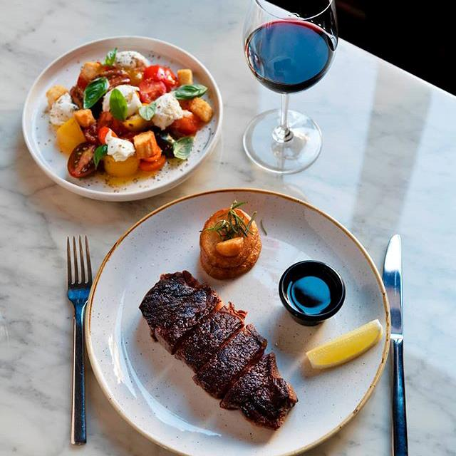 """***The Lab at Treasury Brisbane*** <br><br> Brisbanites are probably more than familiar with Treasury. However, their The Lab restaurant is offering an exclusive four-course dinner in commemoration of Valentine's Day, for all couples after a suitably à la carte dining experience in the heart of the CBD. <br><br> *$135 per person at The Treasury, 130 William St, Brisbane City. Book online at [Brisbane Tickets](https://brisbanetickets.com.au/event/8492