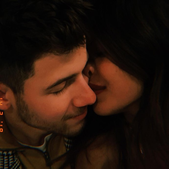 "To Nick Jonas, Priyanka Chopra wrote: ""Happy Valentine's Day to you and your loved ones.. always and forever."""